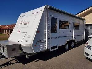 2003 Jayco Rutherford Maitland Area Preview