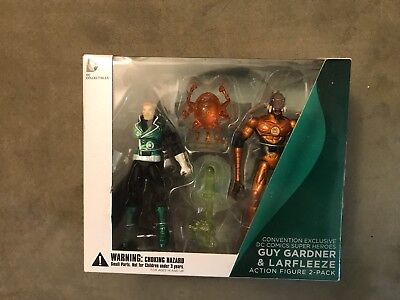 Guy Gardner Larfleeze DC Collectibles Exclusive Dc Comics Super Heroes for sale  Shipping to South Africa
