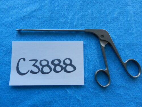 Acufex Surgical Orthopedic Straight Oval Punch 7207201