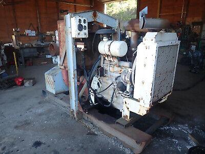 Griffin 6wprd 6 Wellpoint Water Pump Runs Exc. John Deere Diesel Well Point 6w