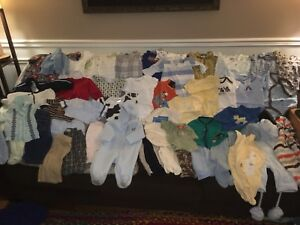 Lot of boys 6 month clothing