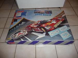 jeux jouet ancien circuit de voiture jouef long beach ref 7504 ebay. Black Bedroom Furniture Sets. Home Design Ideas