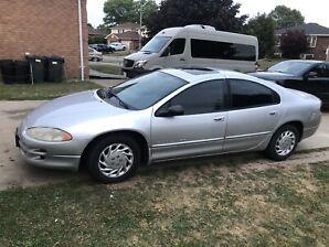 """""""SAFETIED"""" 2002 Chrysler intrepid"""