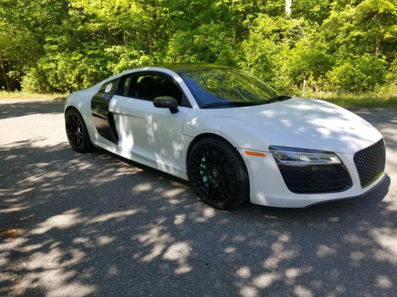 Image 1 Accidentée Audi R8 2015