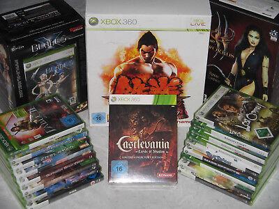 Diverse XBox 360-Spiele ~ alle Neuware! ~ new & sealed ~ viele