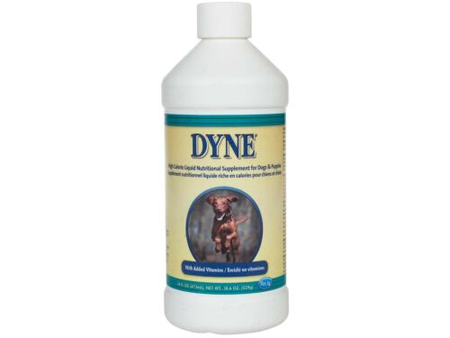 Dyne High Calorie Supplemet 32oz High Calorie Dietary Supplement for Dogs & Pups