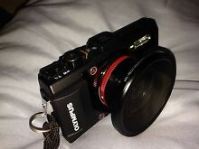 Olympus stylus Tough TG-4 camera + fisheye lens + extras Kyeemagh Rockdale Area Preview