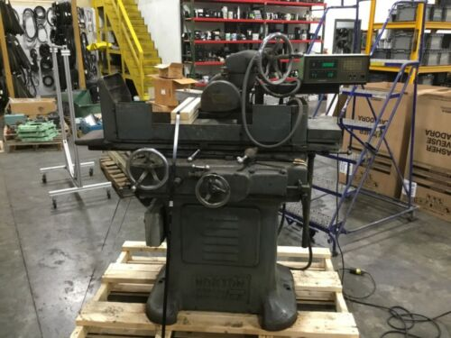 "6"" X 12"" NORTON SURFACE GRINDER #61BK"