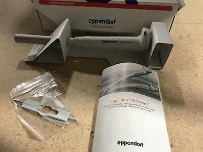 Eppendorf Reference 50-200 Ul Pipette New In Box