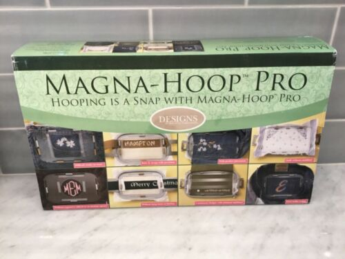 MAGNA-HOOP PRO / NEW IN BOX