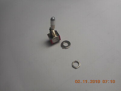 7201 Lock Out Toggle Switch