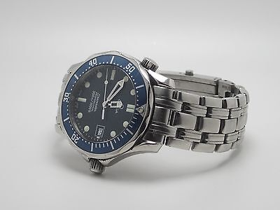 OMEGA SEAMASTER MENS PROFESSIONAL CHRONOMETER 36MM WATCH