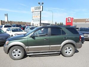 2006 Kia Sorento EX Leather, Luxury EX
