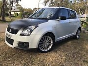 2010 Suzuki Swift Sport Chain Valley Bay Wyong Area Preview