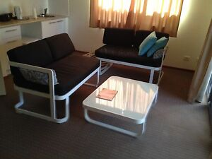 OUTDOOR LOUNGE SETTING AND SOFA!! Sandstone Point Caboolture Area Preview