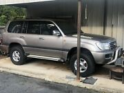 Landcruiser 100 Series 2003 GXL V8 Petrol Daisy Hill Logan Area Preview
