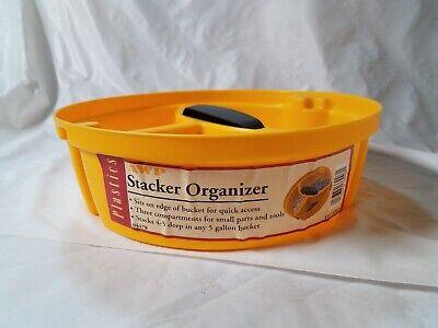 AWP BUCKET STACKER - 5 GALLON BUCKET ORGANIZER 5 Gallon Bucket Organizer