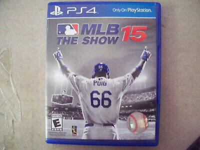 MLB 15: The Show (Sony PlayStation 4, 2015) Baseball is Better Than (Best Sports Games Ever)