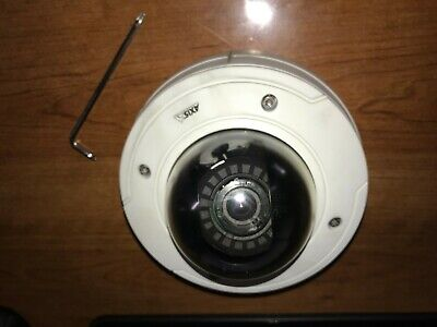 Axis P3363-ve Dome Outdoor Camera - Used Works Great