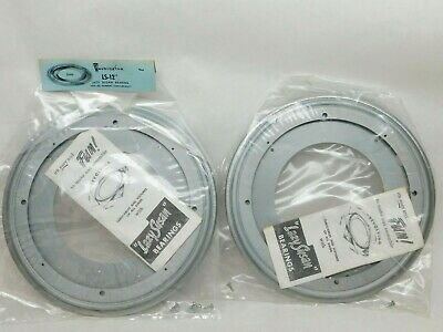 Lot Of 2 Two 12 Inch Lazy Susan Round Turntable Bearings 1000 Lbs Capacity Es