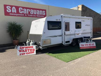 2011 ELITE NEPIAN 19' with REAR ENSUITE and SINGLE BEDS Klemzig Port Adelaide Area Preview