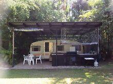 Caravan in tropical setting Stuart Park Darwin City Preview