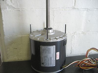 New 12 Hp Motor Emerson Stock Number K3568 208-230 Volts 825 Rpm 6.5 Diameter