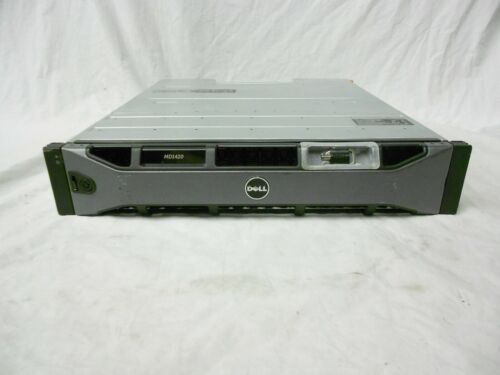 DELL POWERVAULT MD1420 24 bay SAS 12G 12gbps Expansion R530 R630 R730 MD3640i