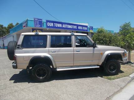 1997 Nissan Patrol SUV Wallsend Newcastle Area Preview