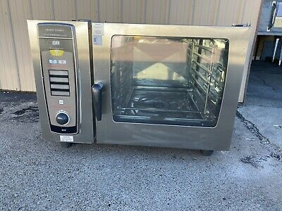 Henny Penny Sce-062 Commercial Smart Cookingelectric Combi Oven- 3ph208 V