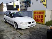 2001 Holden Commodore Wagon 3 Months Rego Woy Woy Gosford Area Preview