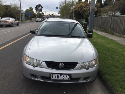 2003 Holden Commodore Ute