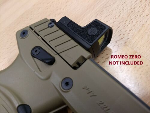 SIG ROMEO ZERO RED DOT SIGHT MOUNT FOR KEL-TEC P17  MADE IN USA