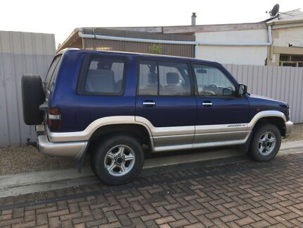 FOR SALE Holden Jackaroo