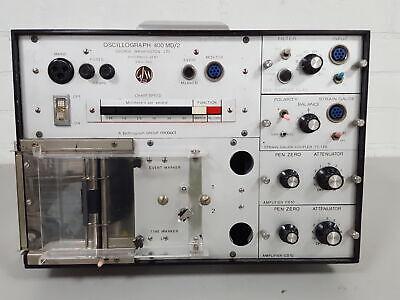 George Washington Oscillograph 400 Md2 Lab