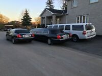Limousine Services for the GTA