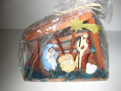 3 Piece Nativity set by Euro Import Limited