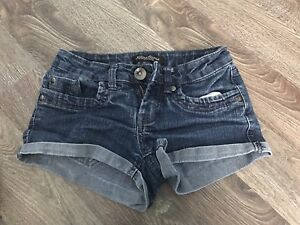Woman's Size 0 Jean Shorts