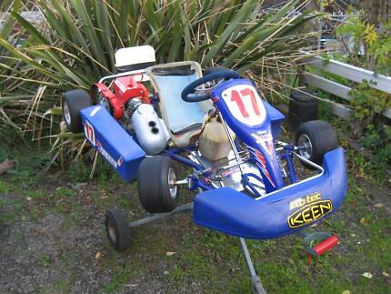 JUNIOR GO KART WITH STAND Doncaster East Manningham Area Preview