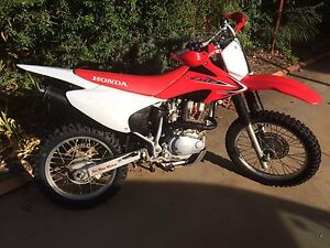 Honda Crf 150f Warwick Southern Downs Preview