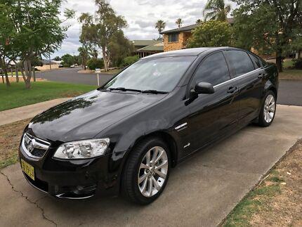 2010 Holden Commodore low kms