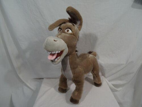 """Dream Works Shrek 4 D Donkey Plush  22"""""""