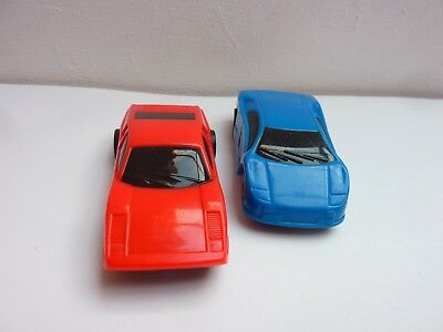 JOUET LOT 2 VOITURES AUTO STYLE PORSHE HOT WHEELS MATTEL MAC DO