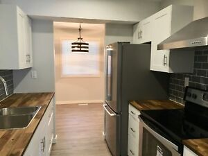 BRAND NEW RENOVATED Beautiful 3Bedroom Townhouse MOVE IN READY!