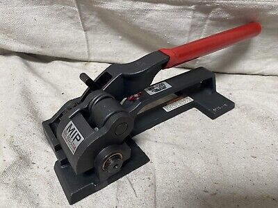 Mip Mip-1200 Manual Standard Duty Strapping Tensioner Tool 38 To 34