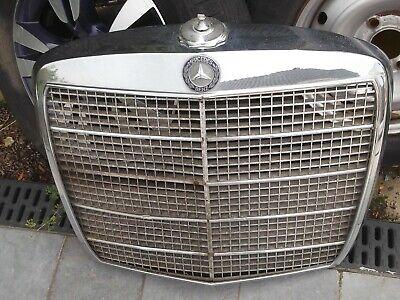 Mercedes W108 W109 Kühlergrill Chromrahmen