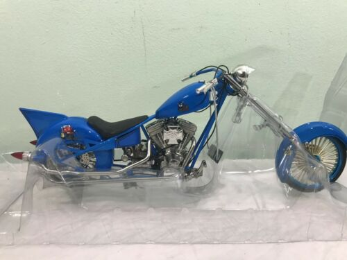 Joy Ride OCC American Chopper Die Cast 1/10 Mikeys Bike