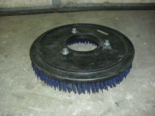 "Minuteman  PowerBoss 313232 Rotary Floor Scrub/strip Brush 17"" stiff / hard, nos"