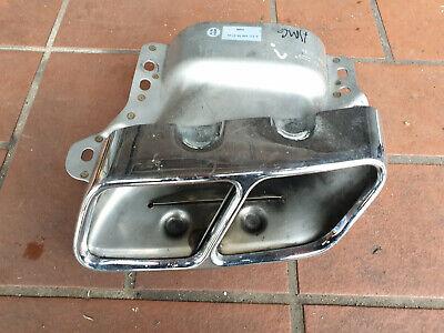 MERCEDES BENZ W221 AMG Hinten Links Auspuff-Endrohr A2214903927
