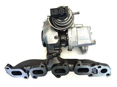 Turbocharger 04L253016H 813860 Audi A3 Seat Leon VW Golf VII 1.6 TDI Turbo REMAN